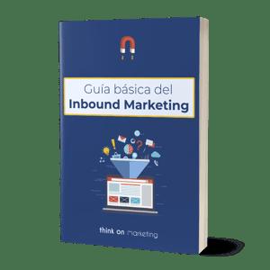 Guía gratis de Inbound Marketing en formato e-book para empresas.