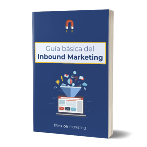 Guía gratis de Inbound Marketing en formato e-book para empresas.